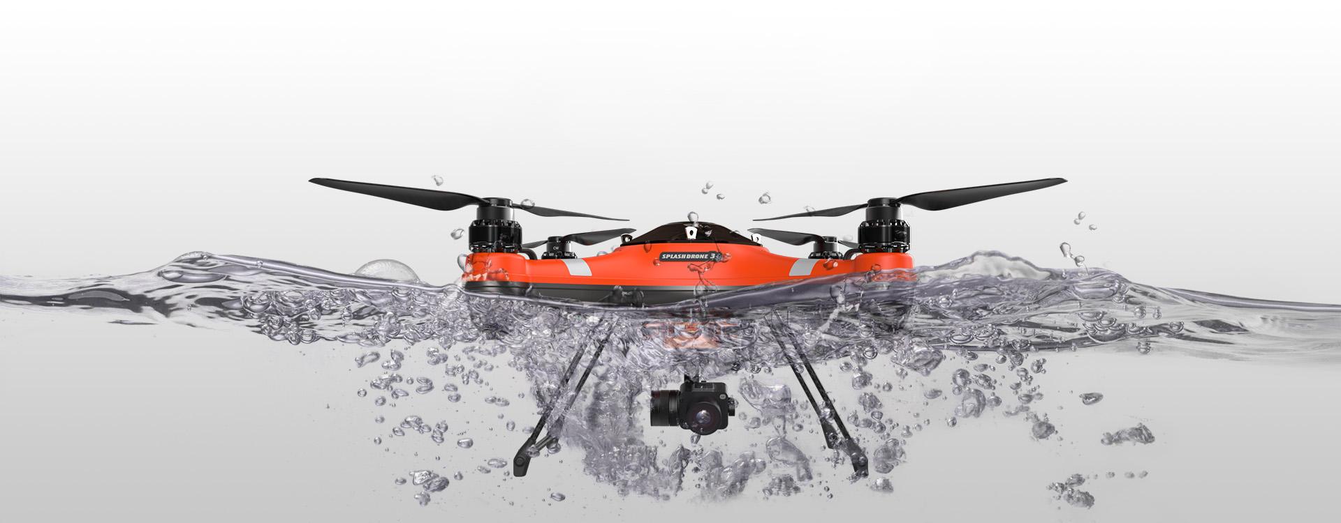 Dron na każde warunki